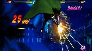 Marvel vs. Capcom 3: Fate of Two Worlds - Four New Characters Trailer