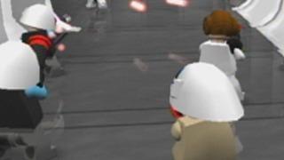 LEGO Star Wars II: The Original Trilogy Gameplay Movie 5