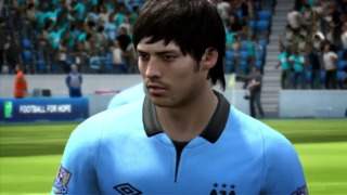 Manchester City - FIFA Soccer 13: New Home Kit Trailer