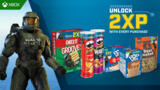 Get Halo Infinite Double XP By Eating Pringles And Pop-Tarts