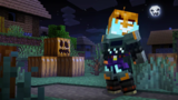 Halloween Comes To Minecraft Dungeons With Special Event Featuring Spooky Mobs And Gear