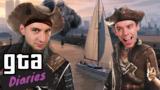 GTA Diaries - Pirates in GTA V!