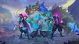 League of Legends Wild Rift Dragonmancer Skins Trailer
