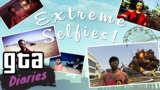 GTA Diaries - EXTREME SELFIES in GTA V