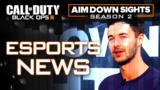 "Callum ""Swanny"" Swan on Activision eSports Bombshell - Aim Down Sights"