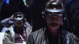 Oculus Rift vs. Sony's HMZ-T3Q - CES 2014