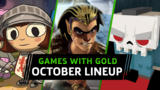 Free Xbox One & Xbox 360 Games With Gold For October 2020 Revealed