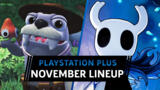Free PS4 PlayStation Plus Games For November 2020 Revealed