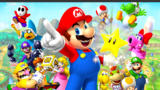 Mario Party Star Rush - Coinathlon Mode Gameplay