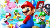 Mario Party Star Rush - Toad Scramble Gameplay
