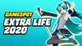 GameSpot Extra Life 2020 | Michael Higham & Friends