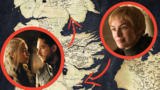 Game Of Thrones: Where's Everyone At Season 8's Start?