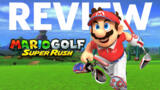 Mario Golf: Super Rush Video Review