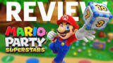Mario Party Superstars Video Review