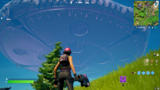Fortnite 17.10 Patch Notes Tease A Way Onto The Alien Mothership