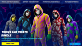 What's In The Fortnite Item Shop - October 15, 2021: New Tricks And Treats Bundle
