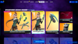 What's In The Fortnite Item Shop Today - October 22, 2021: Spacefarer Ariana Grande Skin And More