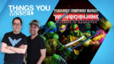 New TMNT Game Trailer - Things You Missed