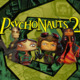 Psychonauts 2 box art