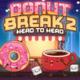 Donut Break 2 Head to Head box art