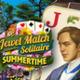 Jewel Match Solitaire: Summertime box art