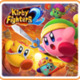Kirby Fighters 2 box art