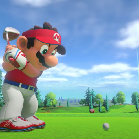 Mario Golf: Super Rush Trailer Shows Off New Modes Like Speed And Battle Golf