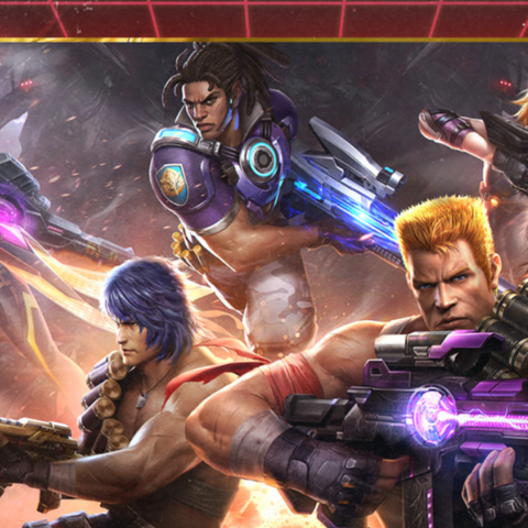 """New Contra Game Announced, Promises A """"Fresh Twist"""" For Mobile"""