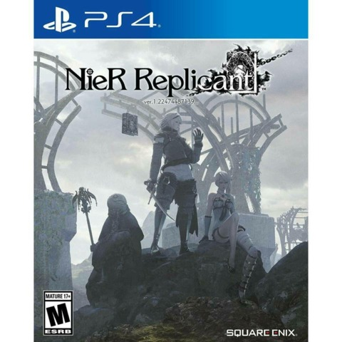 Nier Replicant Discounted To  On Xbox One And PS4