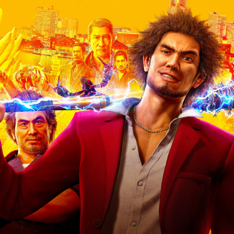 Yakuza: Like A Dragon Is Out Now On Xbox Game Pass
