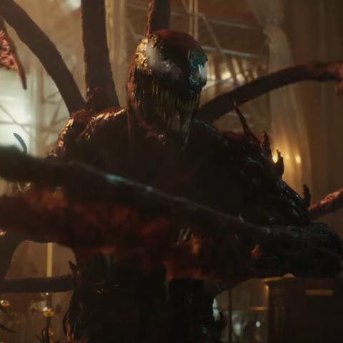 New Venom 2 Trailer Delivers Slimy Alien Mayhem
