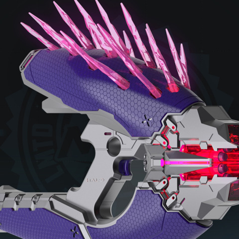 Halo's Needler Is Now A Nerf Blaster, And We All Want It