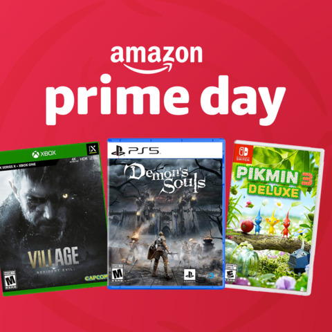 Best Prime Day Game Deals 2021: Pikmin 3 Deluxe For $30, Assassin's Creed Valhalla For $23, Demon's Souls For $50
