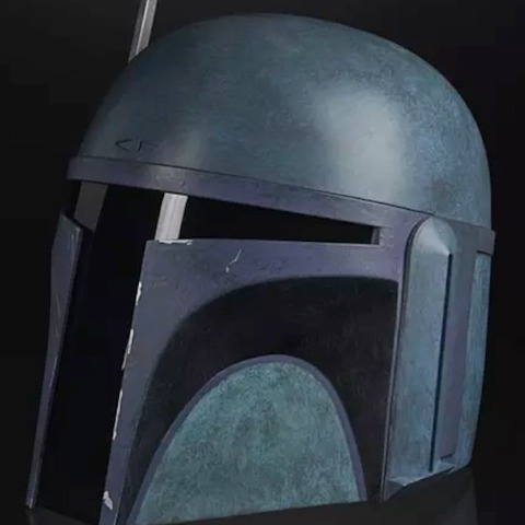 Cosplay As The Mandalorian With This Fully Wearable Death Watch Helmet