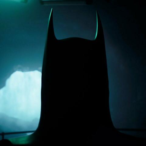 The Flash Movie Clip Features Return Of Michael Keaton's Batman