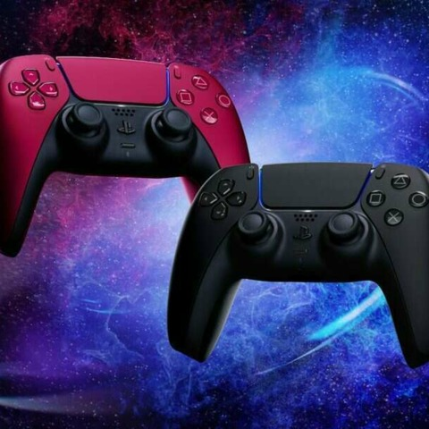 PS5's First New DualSense Controller Colors Announced, Launching In June For $75