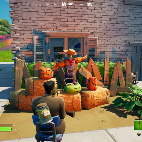 Where To Find Candy In Fortnite