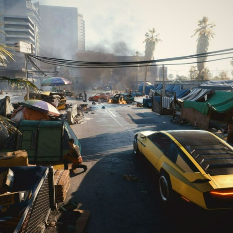 Cyberpunk 2077 And The Witcher 3 PS5 And Xbox Series Versions Arrive In 2022