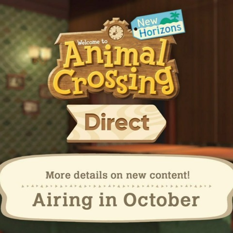 The Roost Coming To Animal Crossing: New Horizons, Direct Stream Coming In October