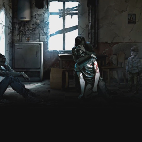 Tackling the Horrors of War from a Civilian Perspective in This War of Mine