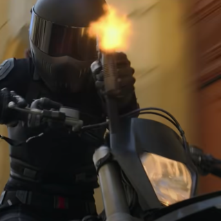 New Black Widow Movie Clip Shows A Thrilling Car Chase For The Disney Plus Show